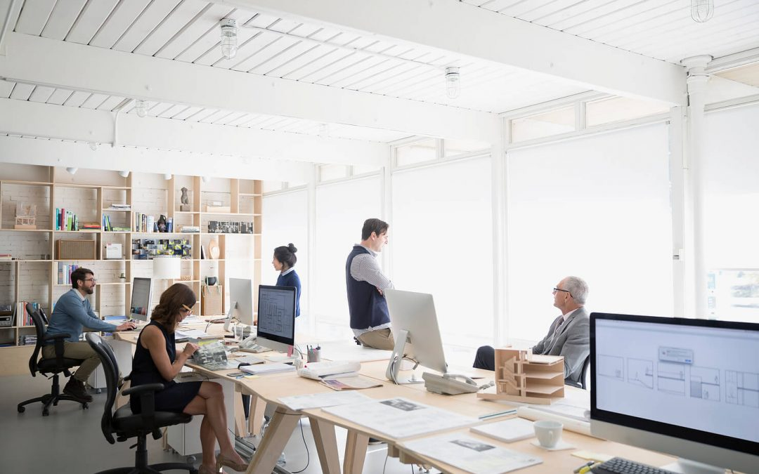 Four Reasons Every Office Will Be A Co-Working Office in 5 Years
