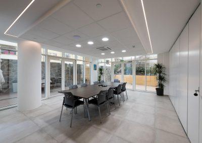 coworking space Gibraltar WorkLab meeting room